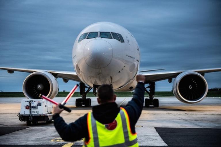 Alerte à la bombe sur un avion Air France