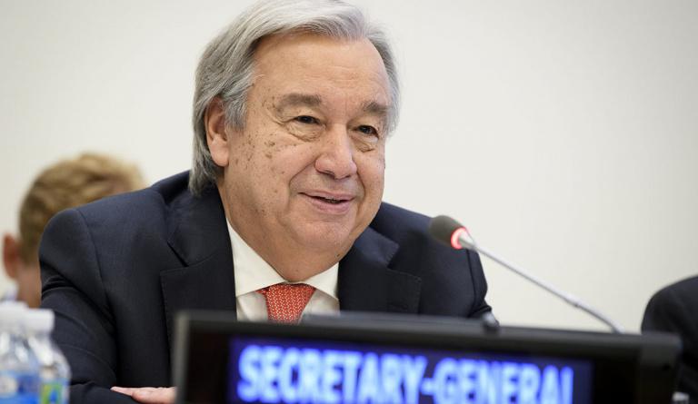 ONU : Le Gabon se réjouit de la reconduction du portugais Antonio Guterres