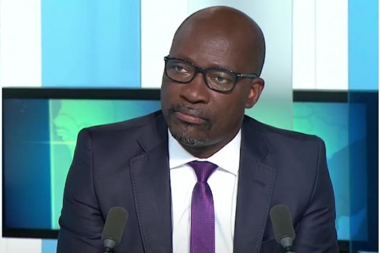 Charles Blé Goudé sur TV5 Monde