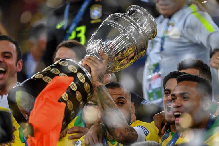 Copa America au Brésil