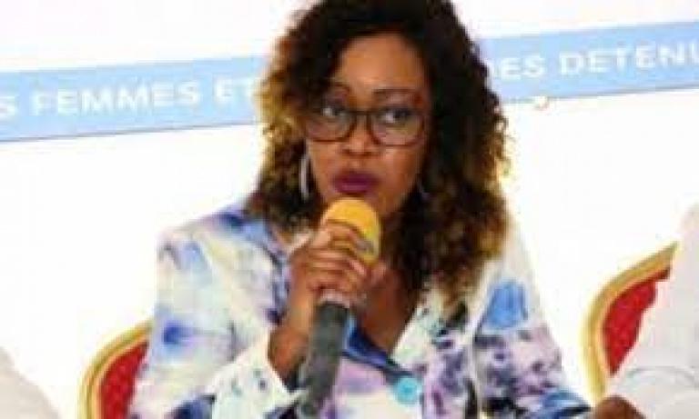 Désirée Douaty, présidente de l'AFFDO