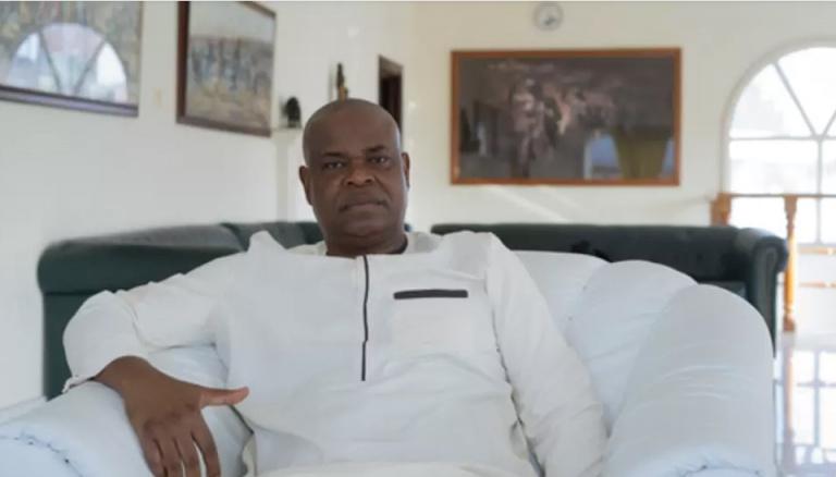 Justin Koné Katinan a évoqué la question de la crise qui secoue le FPI