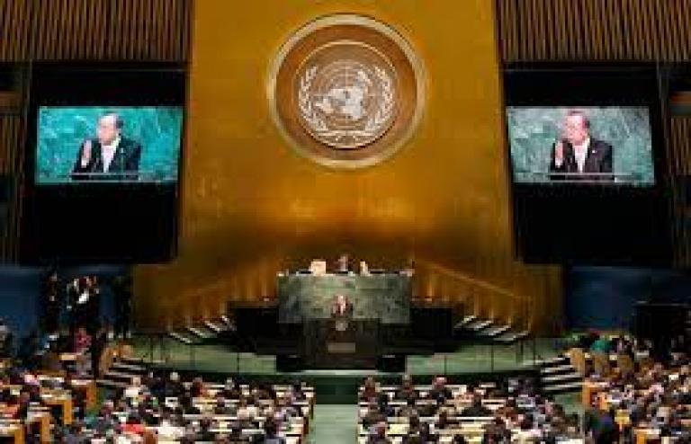 Le Ghana et le Gabon élus membres du Conseil de sécurité de l' Onu