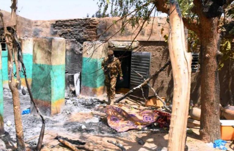 Le Burkina Faso fait l'objet de pires attaques terroristes