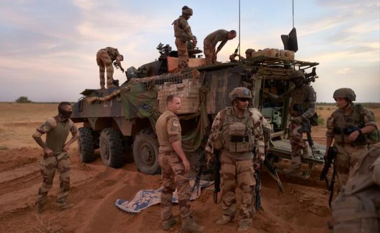 Sahel : Fin annoncé de l'opération Barkhane sous sa forme actuelle d'ici fin juin