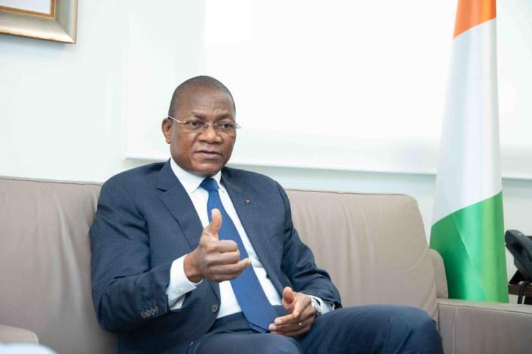 Le compte Twitter du ministre Bruno Koné piraté