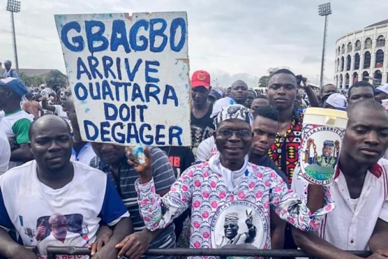 Retour de Gbagbo : Le format de l'accueil à réserver à l'ex-président divise