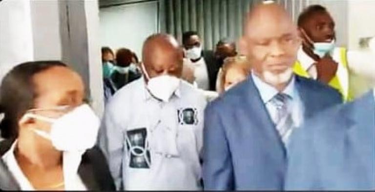 Laurent Gbagbo : Scènes de liesse à Abidjan, déception des victimes