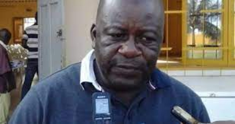 Issiaka Diaby, président du collectif des victimes pro-Ouattara