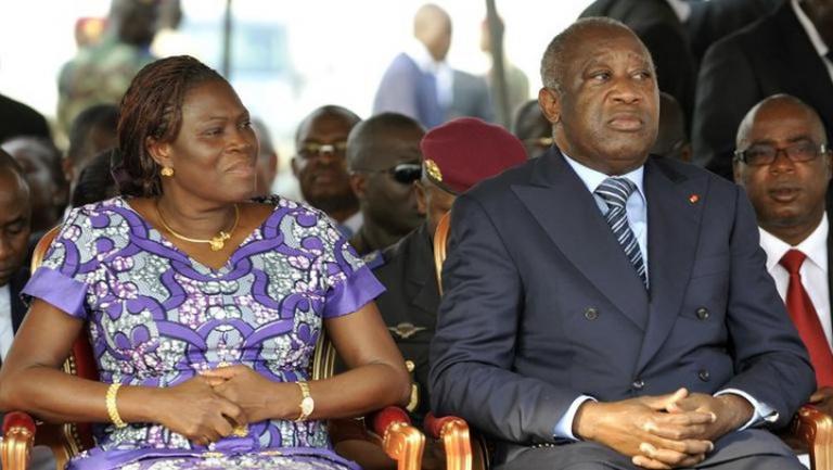 Laurent Gbagbo demande officiellement le divorce à Simone Gbagbo