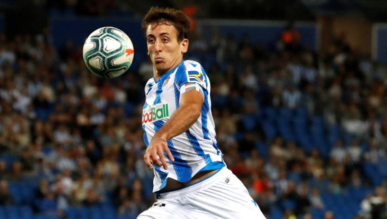 Manchester City - Mikel Oyarzabal