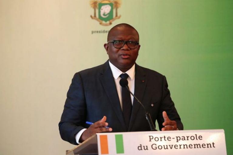 Le ministre Amadou Coulibaly a fait le point de du Conseil des ministres du mercredi 21 juillet 2021
