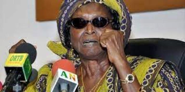 Deuil : Rosine Soglo, ex-Première dame du Bénin est décédé