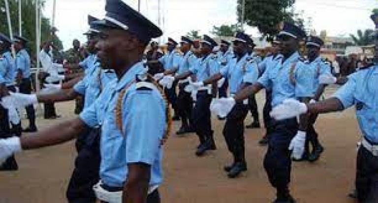 Bénin: 600 nouveaux policiers intègrent les rangs de la police nationale