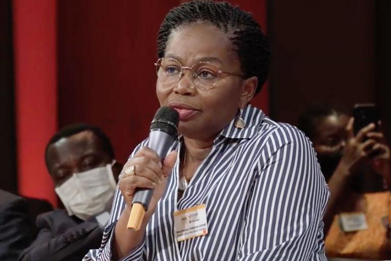 Victoire Tomégah-Dogbé :