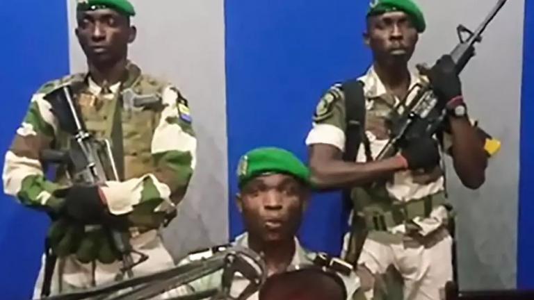 Gabon : Lt Kelly Ondo et ses coaccusés ont écopé de 15 ans de prison