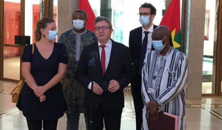 Jean Luc Mélenchon: « Il nous semble décisif de bien savoir qui paye (le terrorisme)»