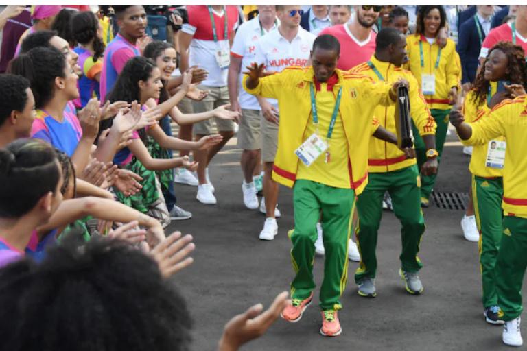 Jeux olympiques de Tokyo : La Guinée confirme sa participation