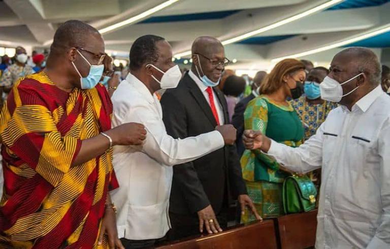 Laurent Gbagbo rencontre des ministres de Ouattara : Ce qui s'est passé