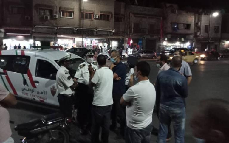 marrakech : bladi annonce la fermeture-hotel-respect