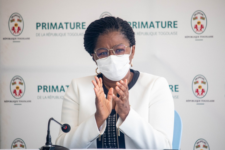 Covid : Victoire Dogbé appelle les Togolais à se faire vacciner