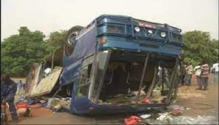 Drame : Deux étudiants béninois décèdent dans un accident au Burkona Faso