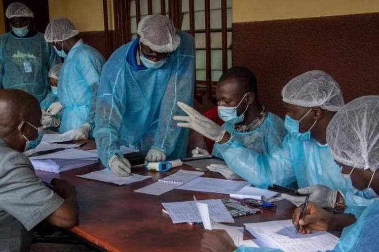 La Côte d'Ivoire connaît son premier cas de virus Ebola