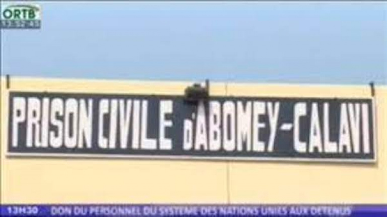 Bénin : Des détenues engrossées à la prison civile d 'Abomey-Calavi, le régisseur limogé