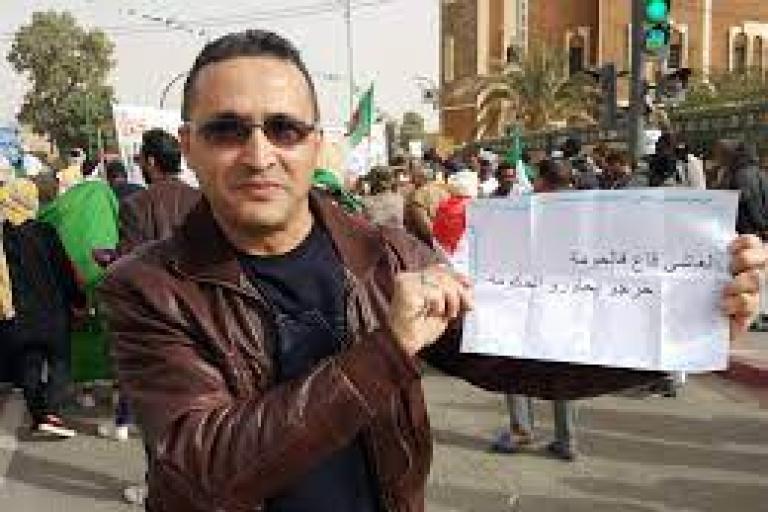 Algérie : Le procureur requiert 3 ans de prison ferme contre le journaliste Rabah Karèche