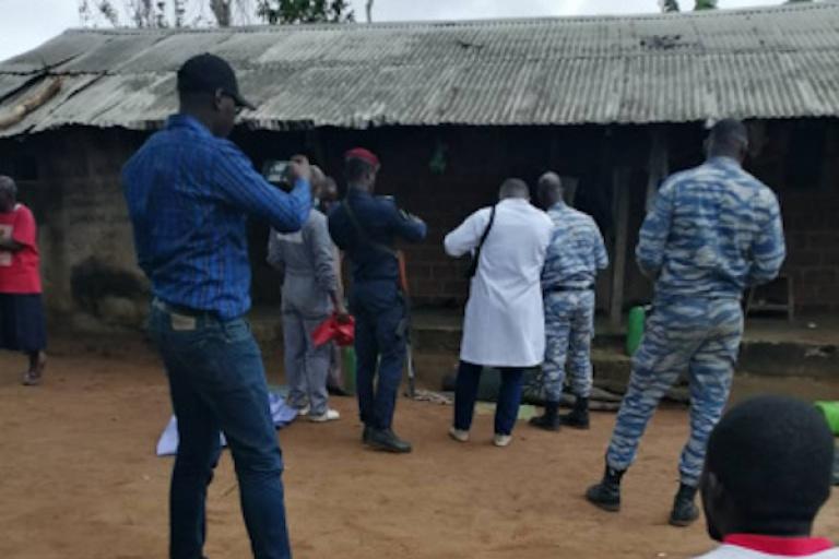 Bingerville: Des violences à Mbatto-Bouaké font un mort