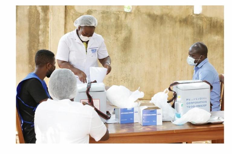 Covid -19 : Le Togo atteint le record de 339 cas en un jour