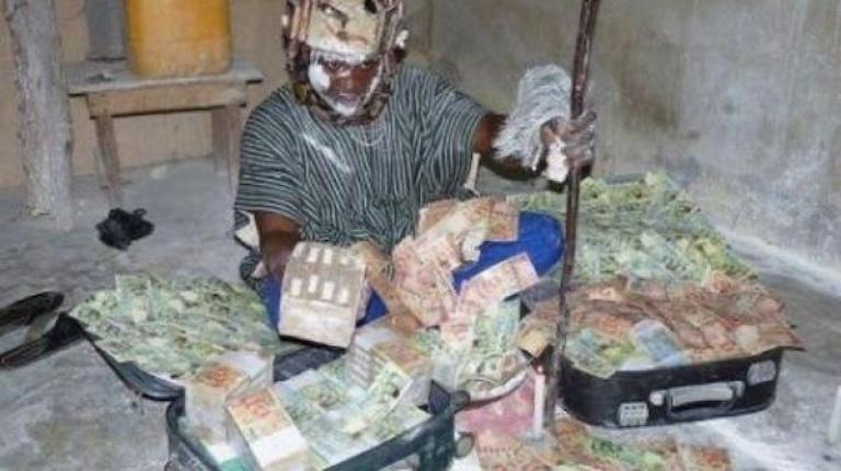 Guinée : Un marabout extorque plus de 10 millions de F CFA