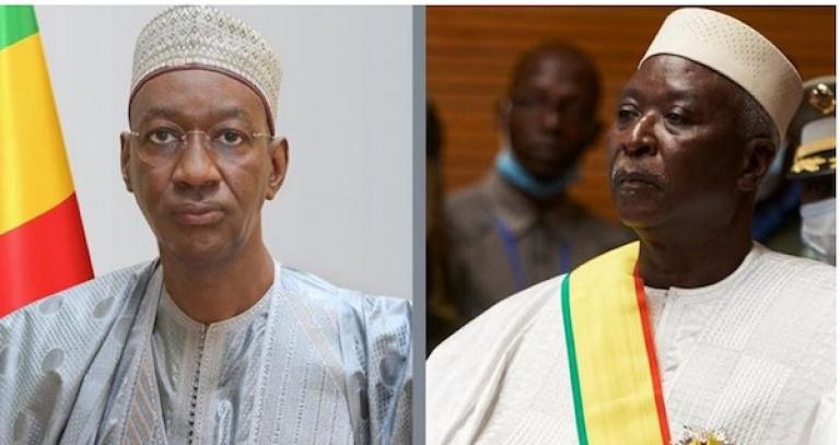 Mali : Moctar Ouane et Bah N'Daw