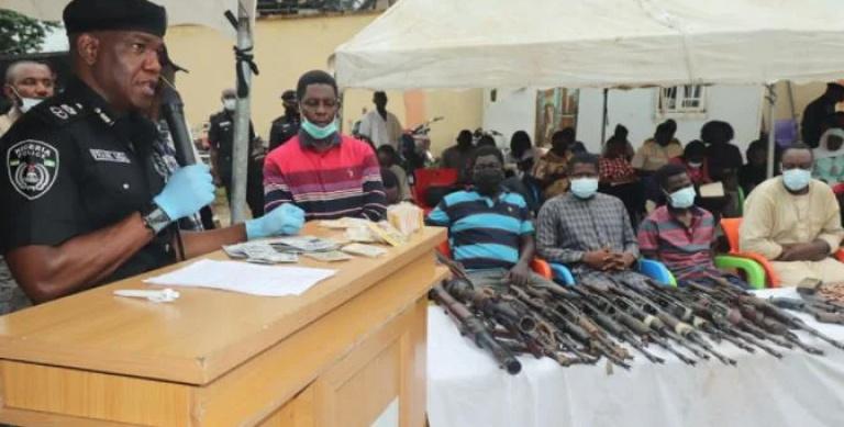 Cameroun : Ntui Lambert , fournisseur d'armes des séparatistes, arrêté