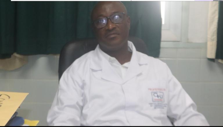 Kouassi Boko Alexandre: ''Il n'y a pas un organe qui est épargné par la cigarette''