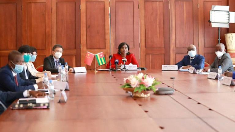 Coopération bilatérale : La Chine s'engage aux côtés du Togo