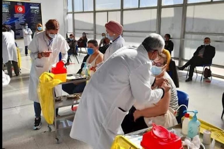 Tunisie : Les sportifs bientôt vacciner la covid -19