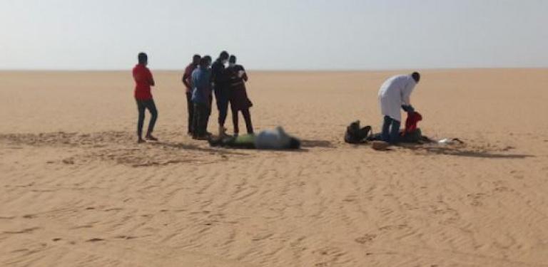 Tozeur : Six migrants subsahariens retrouvés morts dans le désert