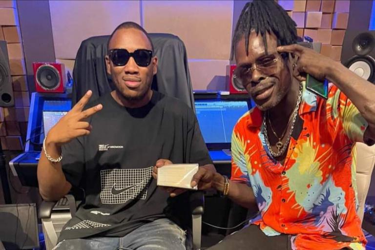 Mokobé: ''J'ai récupéré ses papiers, il (Petit Denis ) reste avec nous ici''