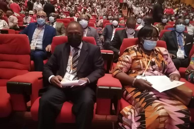Stéphane Kipré et l' UNG ont repondu favorablement à l'appel de Laurent Gbagbo