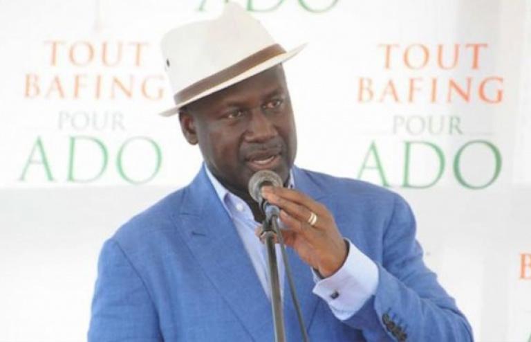 RHDP :  Adama Bictogo bientôt débarqué de la direction exécutif