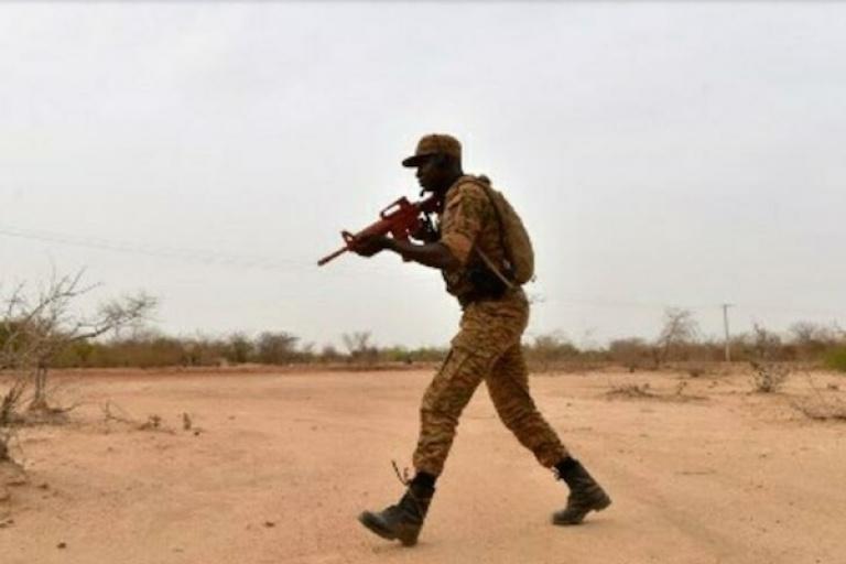 Des terroristes neutralisés, leur zone détruite au Burkina Faso par l'armée