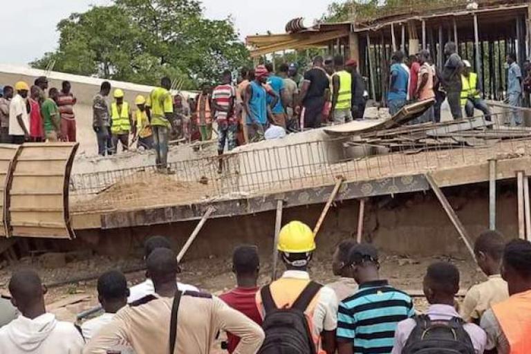 Le Burkina Faso sous le choc après le drame sur le chantier de l'UNZ