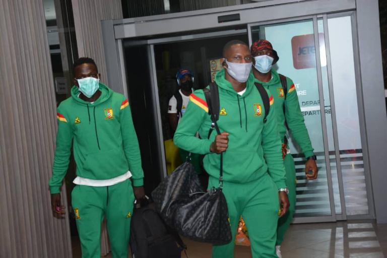 Les Lions indomptables à Abidjan pour affronter les éléphants de Côte d'Ivoire