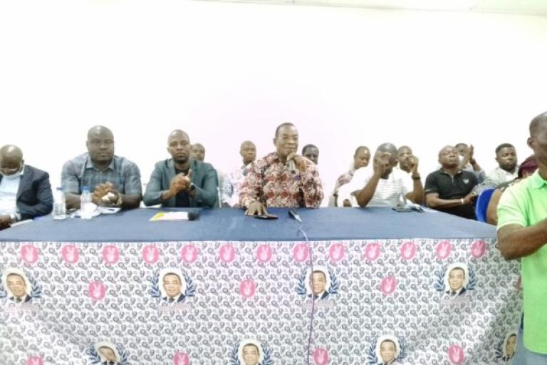 Côte d'Ivoire : Après la rupture avec Gbagbo, la J FPI se met en ordre de bataille
