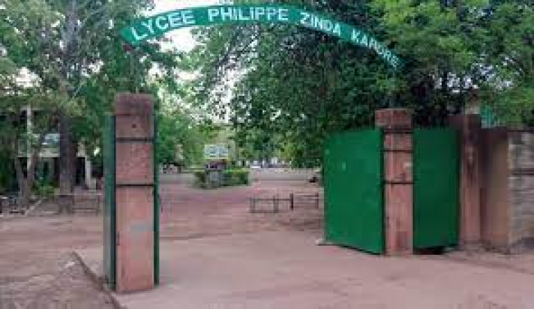 Fermeture du Lycée Zinda Kaboré