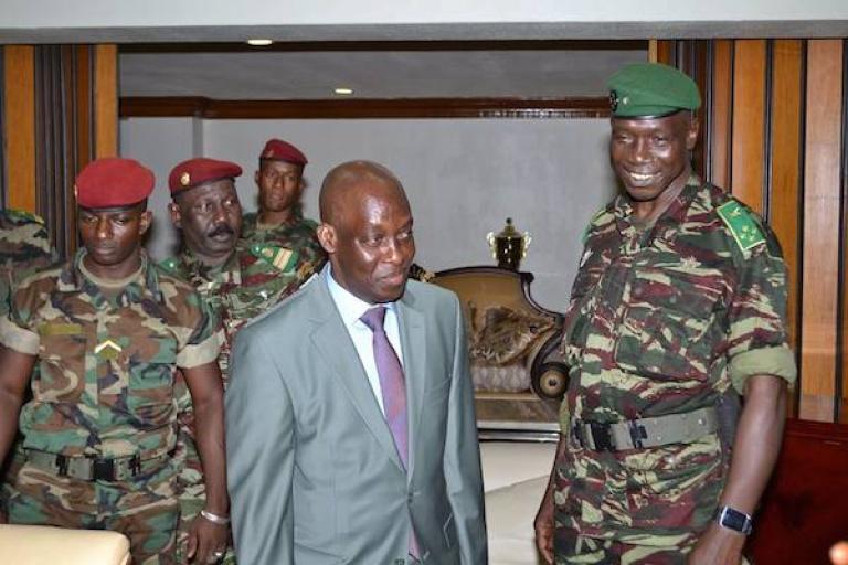 Guinée : Tout sur l'inventaire de la junte à propos de la fortune de Dr Mohamed Diané