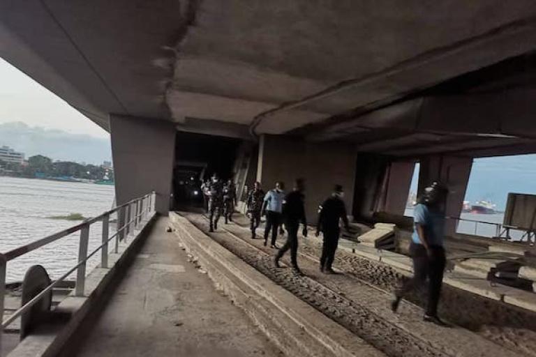 Sacré coup de filet de l'Opération Épervier sous les ponts Houphouët Boigny et Dégaulle