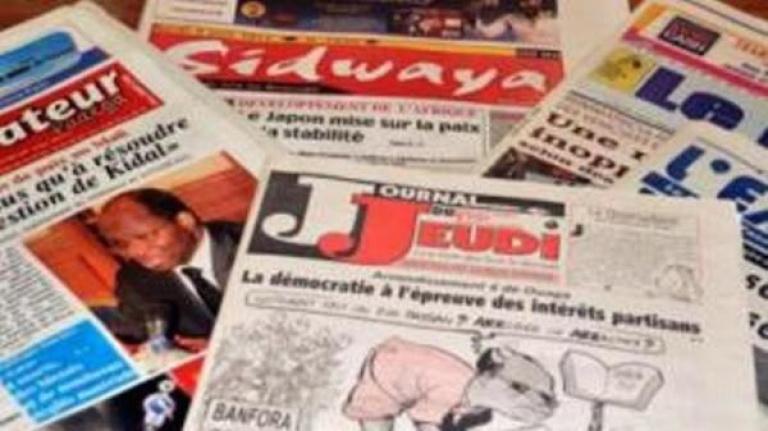 Un plan d'appui de la presse privée en marche au Burkina Faso