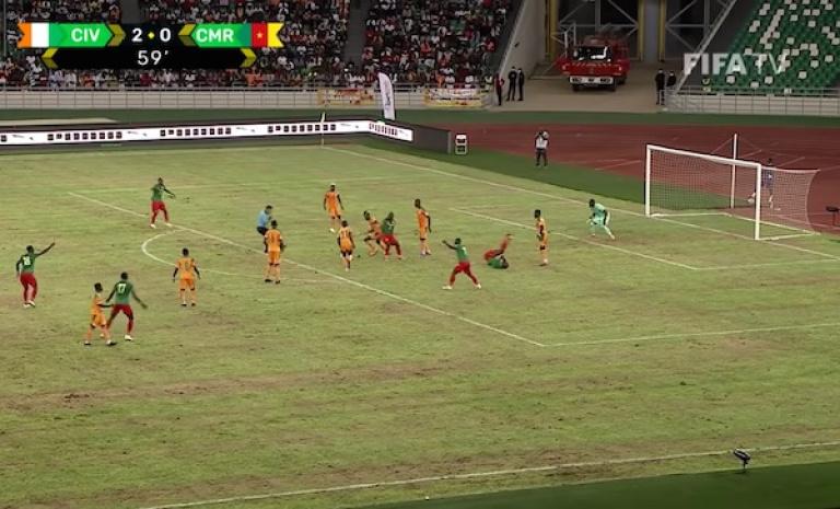 Les stades de Côte d'Ivoire suspendus pour deux rencontres